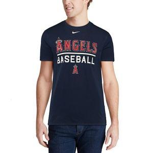 MLB Los Angeles Angels Practice Performance Tee
